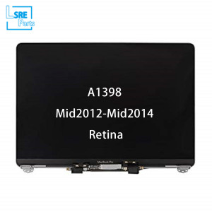Macbook Pro 15 inch single lcd screen for A1398 Mid2012-Mid2014 Retina 3pcs