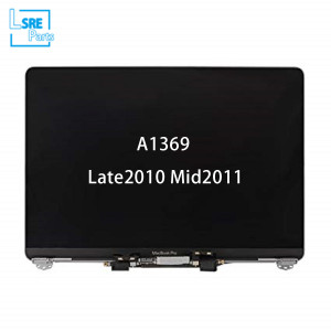 Macbook Air 13 inch single lcd screen for A1369 Late2010 Mid2011 3pcs
