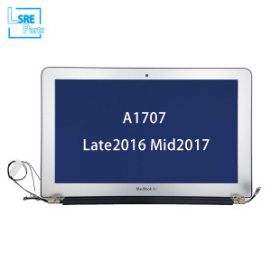 Macbook Pro 15 inch lcd with front cover assembly From Apple Service Station for A1707 Late2016 Mid2017(820-00928 661-08030) 3pcs