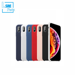 CASE FOR IPHONE SAMSUNG XR MAX S9  liquid silicone(Material Imitation liquid silica gel)  50pcs
