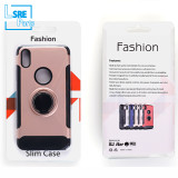 CASE FOR IPHONE SAMSUNG XR MAX S9  hummer(Material PC+TPU+finger ring+vehicle-mounted) 50pcs