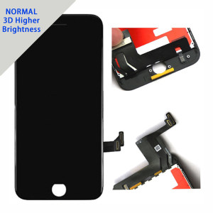 Replacement for iPhone 7 Plus LCD screen Without Polarizer,3D View,Brightness more than 480 degree 10pcs