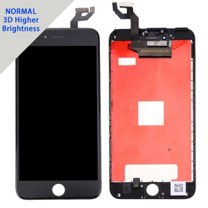 Replacement for iPhone 6S Plus LCD screen Without Polarizer,3D View,Brightness more than 480 degree 10pcs