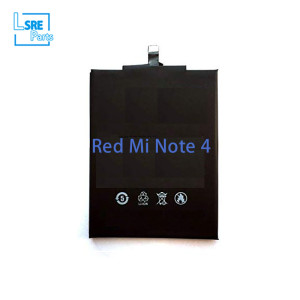 Replacement for XiaoMi Red Mi Note 4 4000mAh 50pcs