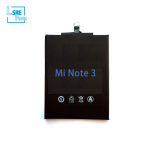 Replacement for XiaoMi Mi Note 3 3400mAh 50pcs
