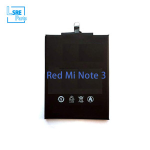 Replacement for XiaoMi Red Mi Note 3 4000mAh 50pcs