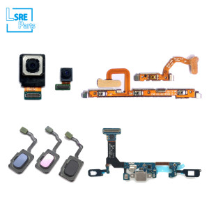 Replacement for Samsung camera,home button flex,power button flex,charging flex