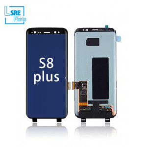 Replacement for Samsung S8 plus LCD OLED Display screen without frame  5pcs