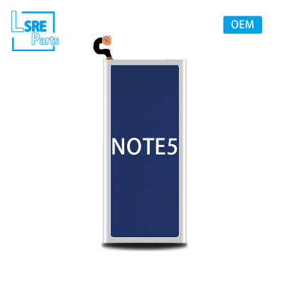 Replacement for NOTE5 Battery Battery 3000mAh OEM 10pcs