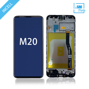 Replacement for Samsung M20 LCD incell 10pcs