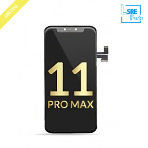 Replacement for iPhone 11 pro max LCD FOG  MADE OF ORIGINAL MATERIAL 5pcs
