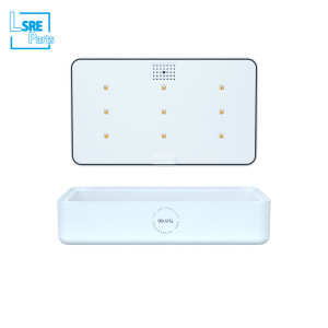Sterilzer Box disinfectant Box for Virus with Wireless charger 100pcs