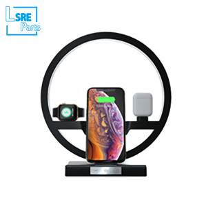 Wireless charger with Lamp Light 10pcs