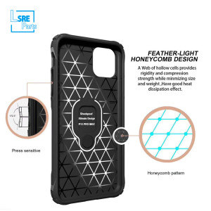 Case with ring for iPhone ,Samsung 50pcs