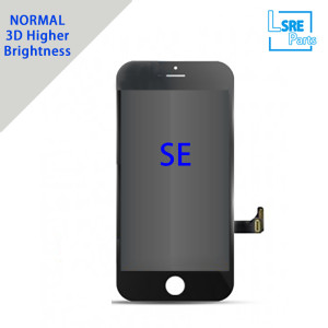 Replacement for iPhone SE LCD screen Without Polarizer,3D View,Brightness more than 480 degree with 8G lcd 10pcs