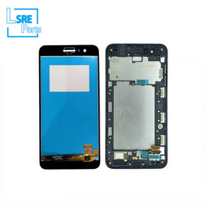 Replacement for LG K9 Original LCD Display screen with glass changed  10pcs