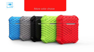 Shockproof case For airpods 100pcs