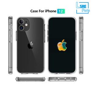 Case transparent for iPhone 12 50pcs