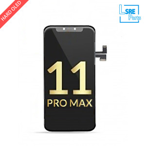 Replacement for  iPhone 11 pro max  LCD OLED Hard Glass 10pcs