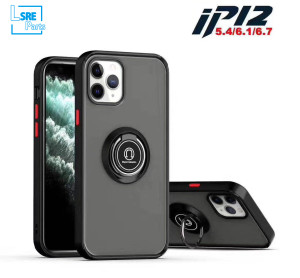 Shockproof kickstand magnetic case for iPhone X ,11 ,12 all models Samsung LG all serials