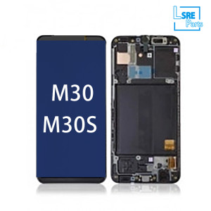Replacement for Samsung M30 M30S LCD OLED 10pcs