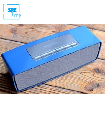 S815 WIRELESS BLUETOOTH LOUDSPEAKER ALARM CLOCK FAST CHARGING 10pcs