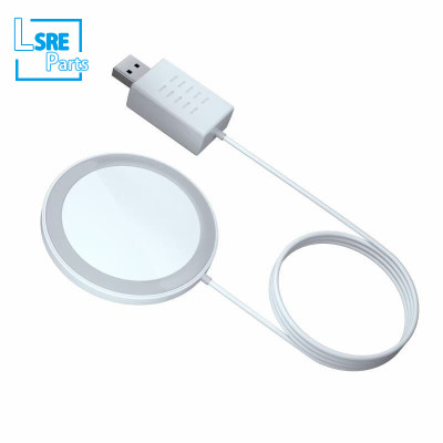 Wireless magnetic charger for iPhone 12 Free shipping 100pcs