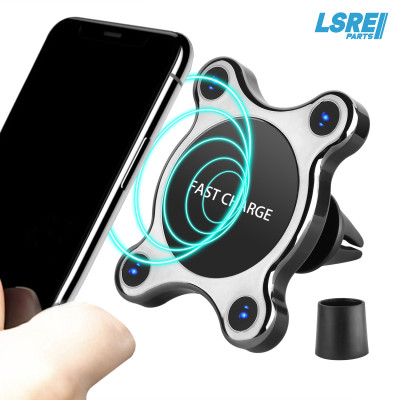 N18  Vehicle wireless charger 50pcs