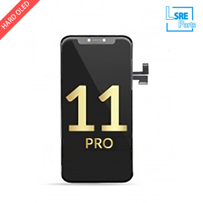 Replacement for iPhone 11 pro LCD OLED Hard Glass 10pcs