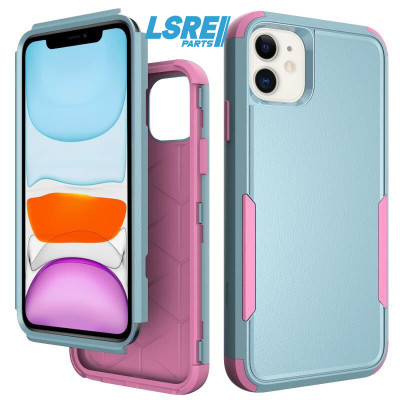 Commander case for iPhone X, 11, 12 serials and S30 serials