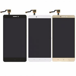 Replacement  for XiaoMi Max OEM LCD Touch Screen Digitizer Assembly 5pcs