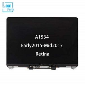 Macbook Retina 12 inch single lcd screen for A1534 Early2015-Mid2017 Retina 3pcs