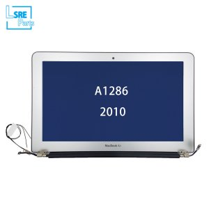 Macbook Unibody 15 inch lcd with front cover assembly for A1286 2010 3pcs