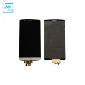 Replacement for LG G3 Original LCD Display screen with glass changed  5pcs