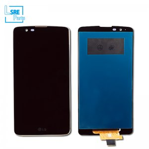 Replacement for LG Stylos 2 plus Original LCD Display screen with glass changed  5pcs