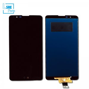 Replacement for LG Stylos 2 Original LCD Display screen with glass changed  5pcs