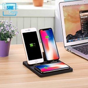 Fast Qi Wireless charger for KCW 10pcs