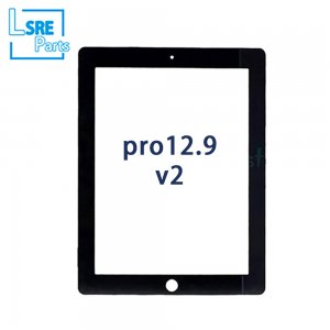 Touch panel digitizer  for iPad pro12.9 inch V2 10pcs