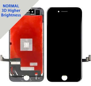 Replacement for iPhone 7G LCD screen Without Polarizer,3D View,Brightness more than 480 degree 10pcs