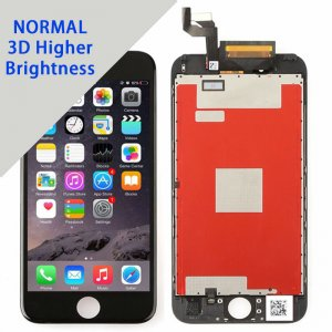 Replacement for iPhone 6S LCD screen Without Polarizer,3D View,Brightness more than 480 degree 10pcs