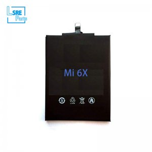 Replacement for XiaoMi Mi 6X 3010mAh 50pcs