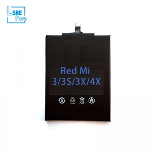Replacement for XiaoMi Red Mi 3/3S/3X/4X 4000mAh 50pcs