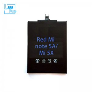 Replacement for XiaoMi Red Mi note 5A/Mi 5X 3000mAh 50pcs
