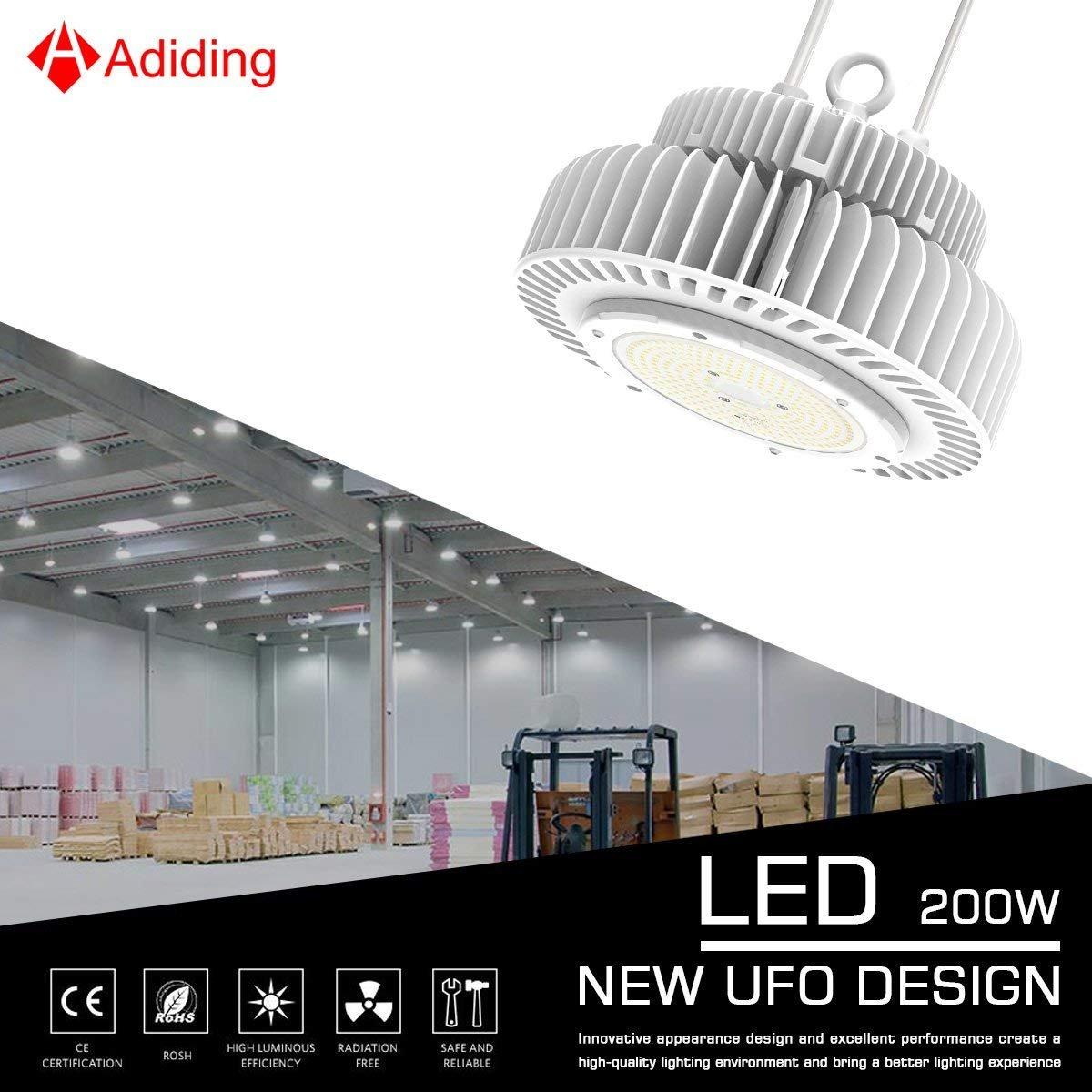 Led Factory Lights