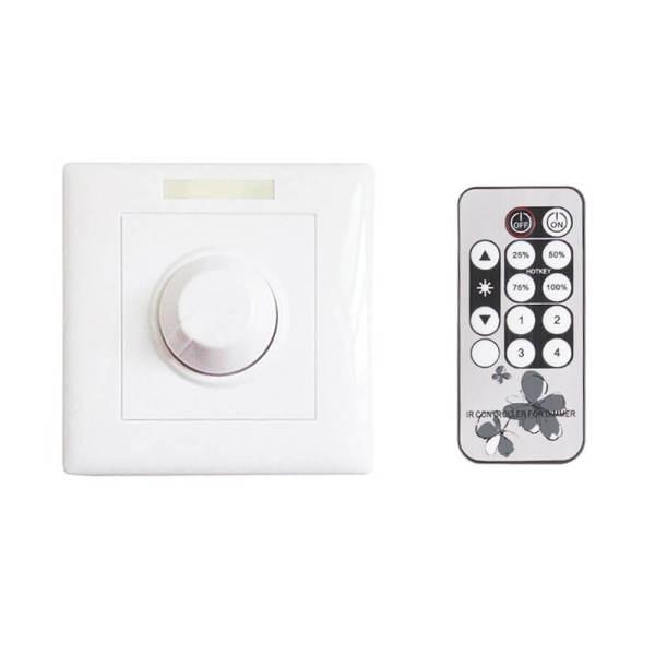 LED High Bay Light 1-10V Dimmer Switch(240-90v AC)
