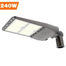 Parking Lot Lights, 240 Watt, 33600 Lumens,960W Metal Halide Equal,Slipfitter Mount Brackets,Wholesaling And Retailing
