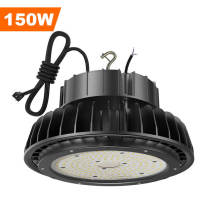 Adiding LED High Bay Lights,150Watt,with 6.56' Power Cord,600 Watt Metal Halide Equal