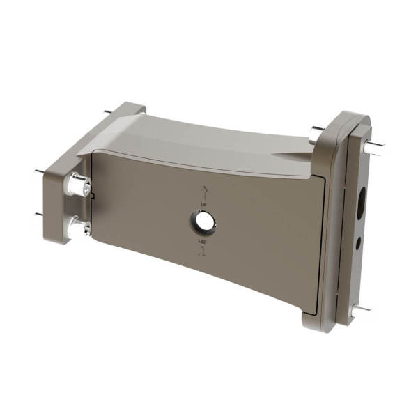 Arm Mounting for Parking Lot Pole Light and Street Area Lighting