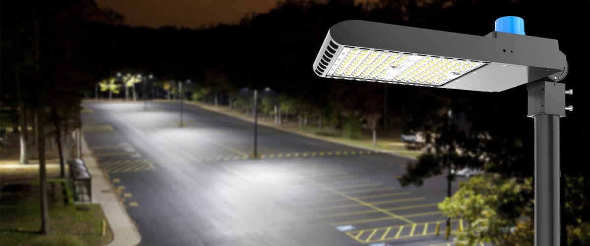 Parking Lot Light