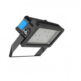 LED Flood Light Fixture Outdoor 250 Watt, Super Bright Stadium Gym Lighting 30° Beam Angle 5000K Daylight
